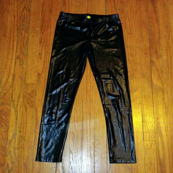 Pants - Shinny Leggings